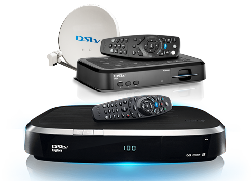 DSTV Explore + Exrta View Package